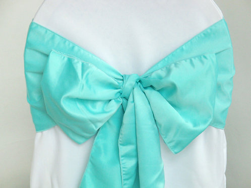 Lamour Tiffany Chair Sash