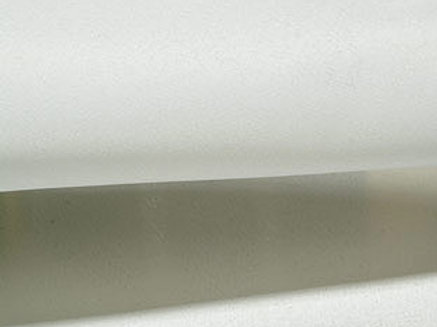 Solid Poly White Linen