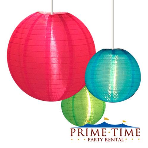 Nylon Lanterns