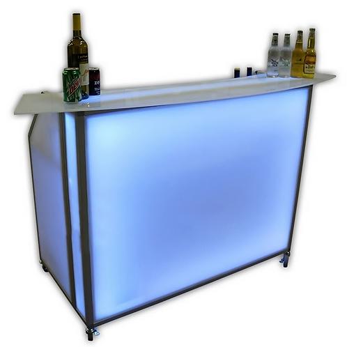 LED Curved Acrylic Bar