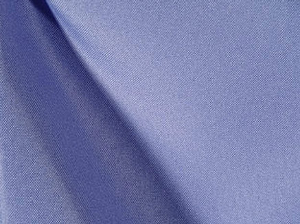 Solid Poly Amethyst Linen