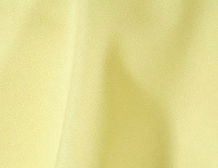 Solid Poly Maize Linen