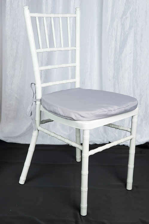 Grey Chair Pad
