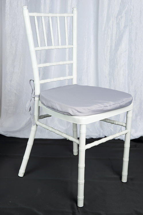 Grey Chair Pad