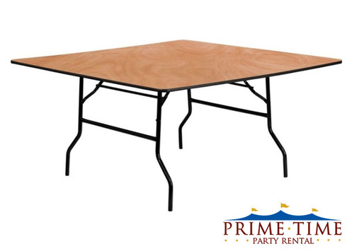 The Square Guest Table Add A Unique Look To Any Floorplan When Mix And  Matched With Round Tables.