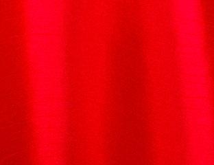 Supernova Shantung China Red Linen