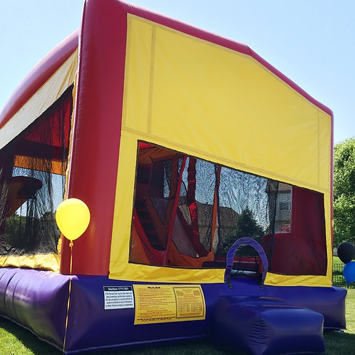 Combo Challenge 5 in 1 Bounce House
