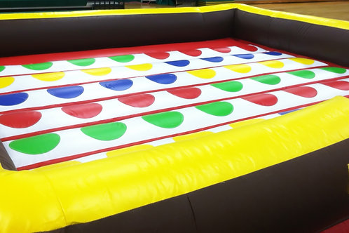 Twister Interactive Inflatable