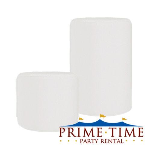 Acrylic Cylinder Table / Column