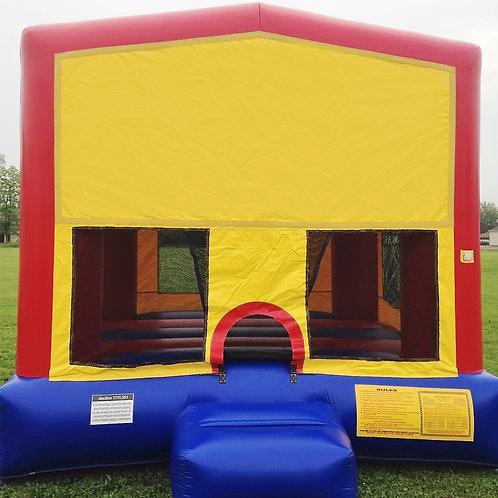 Basic Bounce House 15x15