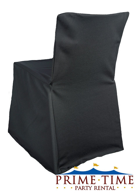 Oversized Black Chair Covers