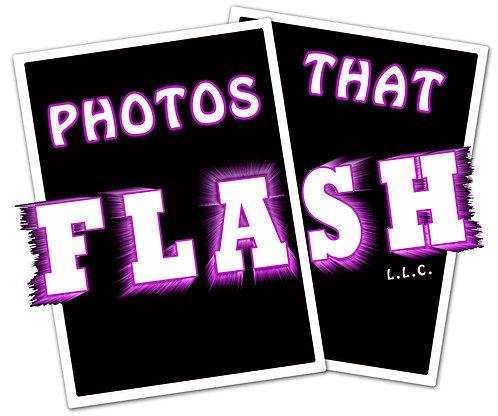 Photos That Flash