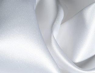 Satin White Linens