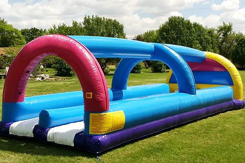 Inflatable Slip-n-Slide Double Track