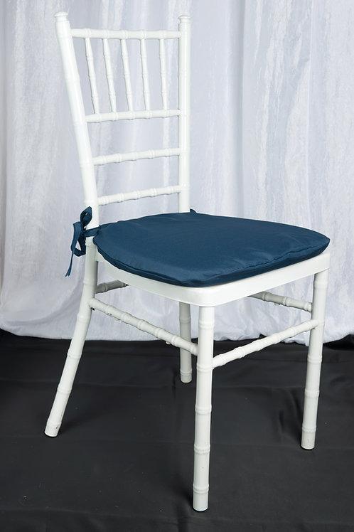 Navy Chair Pad