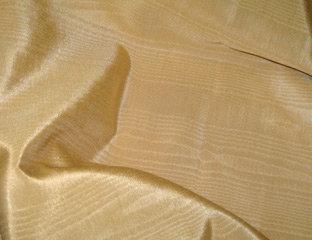 Bengaline Moire Camel Linen
