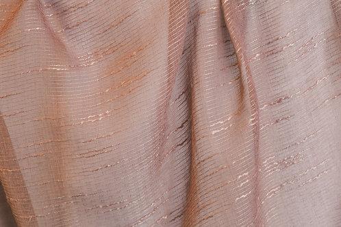 Pisces Sheer Amethyst Linen