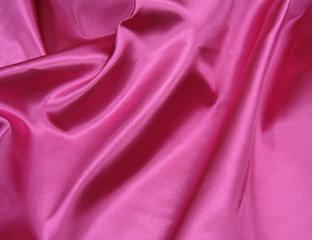 Satin Hot Pink Linens