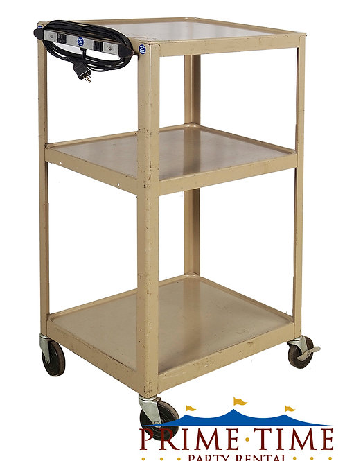 Projector Utility Cart