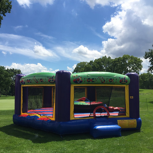 Inflatable Joust and Boxing Arena