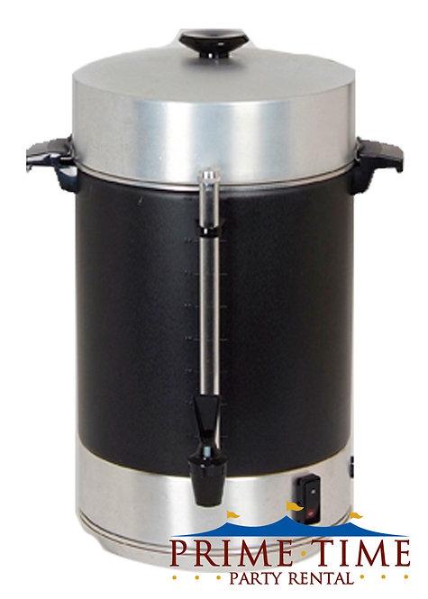Aluminum Coffee Perculator 100 cup