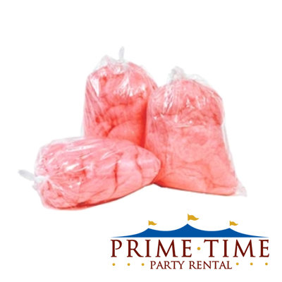 Quick Fill Cotton Candy Bags 100 pack