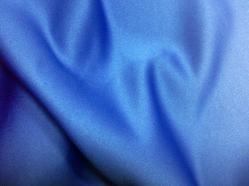 Spandex Shiny Nautical Blue Linens