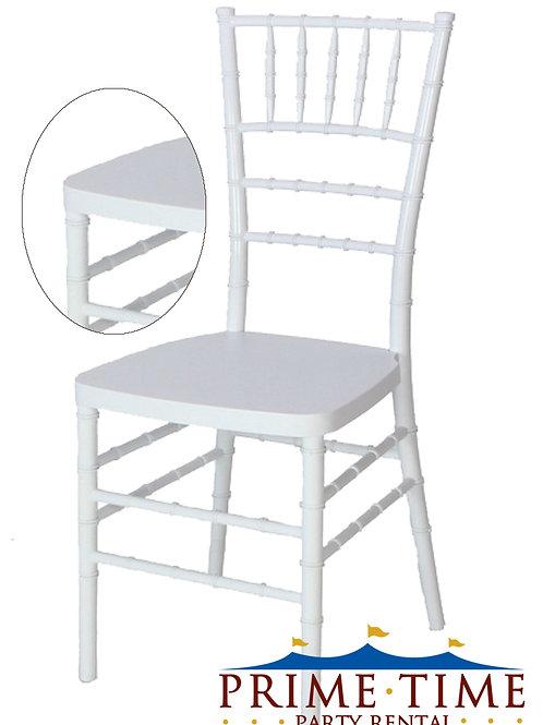 White Chiavari Chair