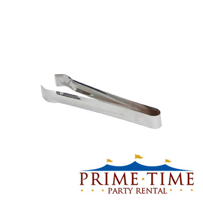 Multi-purpose Stainless Steel Tongs 8""