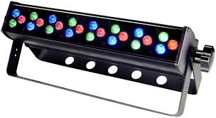 Color Dash Batten DMX LED Bar