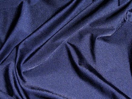 Spandex Navy Linens