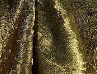 Iridescent Crush Olive Linen