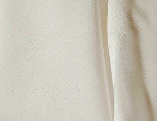 Spandex Shiny White Linens