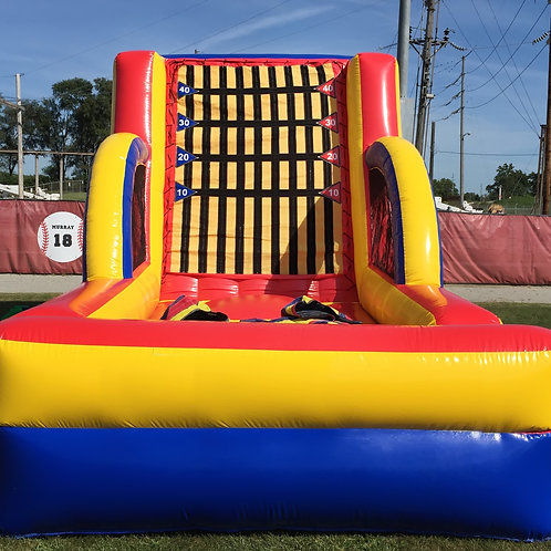Velcro Sticky Wall Interactive Inflatable