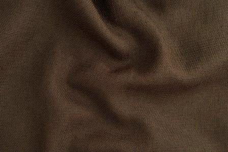Nature Linen-Look Espresso Linens