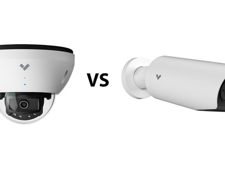 Dome vs Bullet Security Cameras: Which is Right for You?