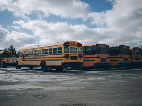 Securing School Bus Fleets with Intelligent Dash Cameras and GPS Tracking