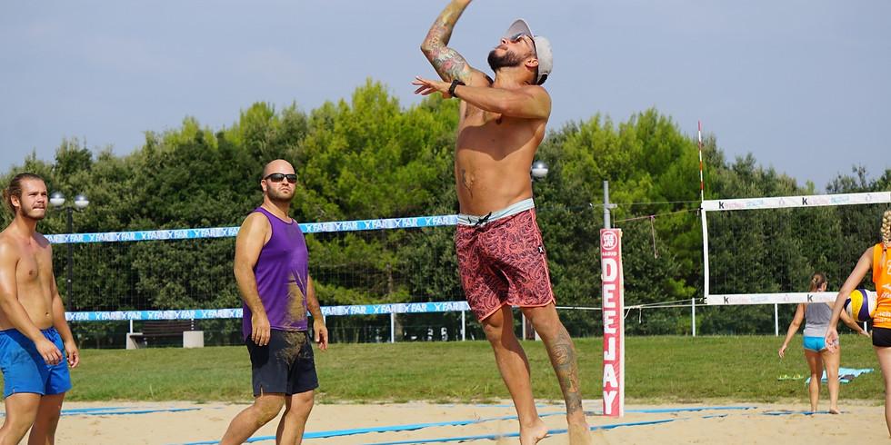 Herren Beachvolleyball Sommertraining - Dienstag
