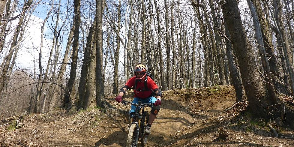 Mountainbike Camp Ligurien Herbst