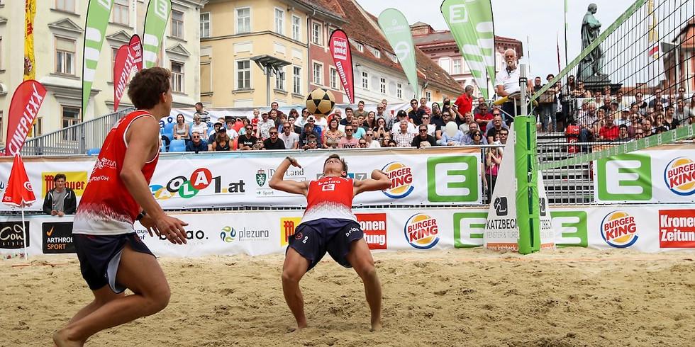 Footvolley Turnier @ Surfworldcup Neusiedl