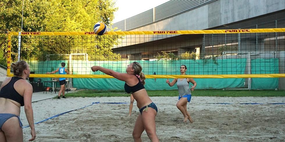 Damen Beachvolleyball Sommertraining - Montag