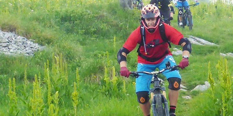 Mountainbike Enduro Camp - Soca Tal
