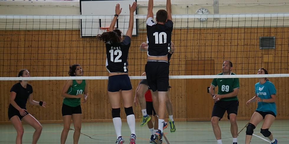 Österreichische Meisterschaften Mixed Volleyball 2019
