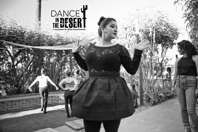 Dance in the Desert, Braceros & 20