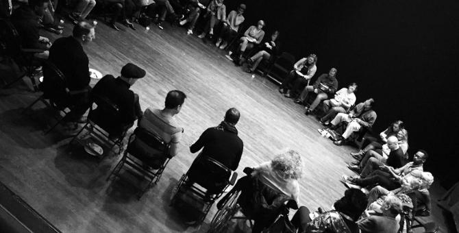 Safos Co-hosts Dance/AZ: Shaping the Future of Arizona Dance