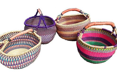 Bolga Basket - Round Large