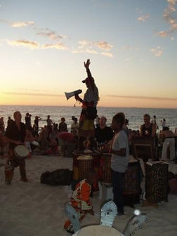 African drumming Perth