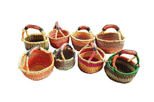 Bolga Basket - Round Small