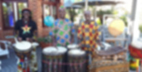 Akwaaba African drumming and dancing