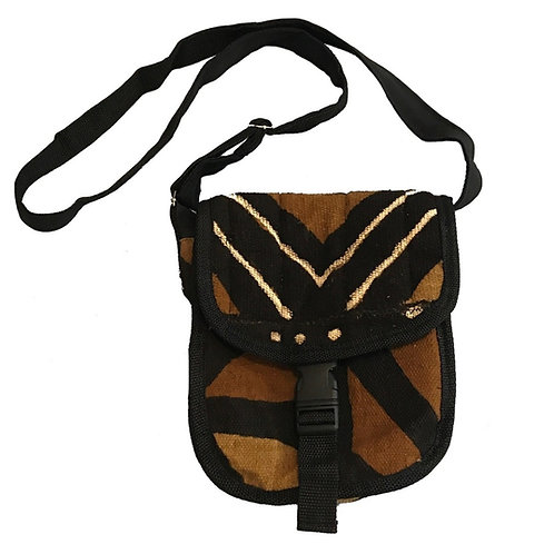 Mudcloth Shoulder Bag